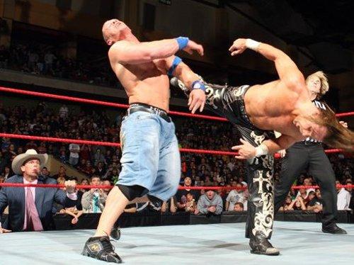 WWEの噂・裏技・裏話_ショーン・マイケルズとファンダンゴは同じ誕生日