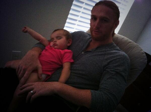 WWEの噂・裏技・裏話_ヒース・スレイターは家族想いのパパ