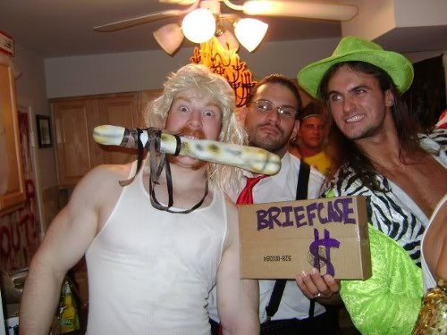 WWEの噂・裏技・裏話_シェイマスとドリュー・マッキンタイアは仲良し
