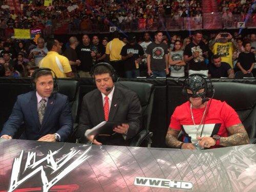 WWEの噂・裏技・裏話_ミステリオがまもなく復帰