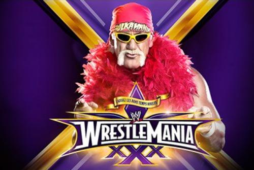 WWEの噂・裏技・裏話_レッスルマニア30のホストを務めるのはハルク・ホーガン