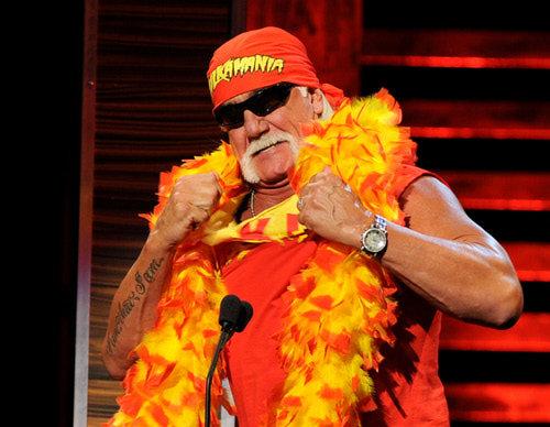WWEの噂・裏技・裏話_ハルク・ホーガンがバンダナを巻いている理由