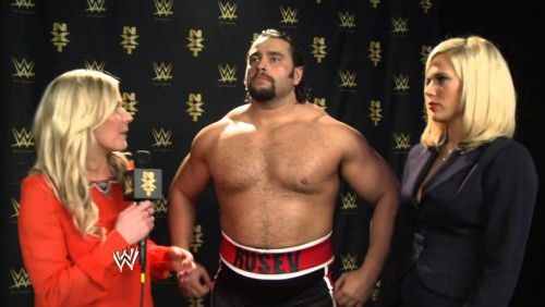 WWEの噂・裏技・裏話_アレクサンダー・ルセフが意外と若かった