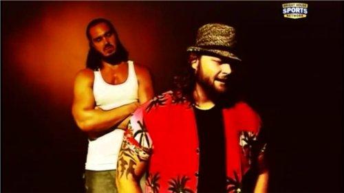 WWEの噂・裏技・裏話_ワイアット・ファミリーは元々2人だった