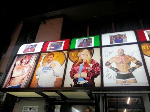 WWEの噂・裏技・裏話_聖地「ステーキハウス リベラ」に行ってみた