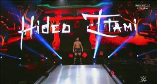 WWEの噂・裏技・裏話_ヒデオ・イタミのフィニッシュムーブ