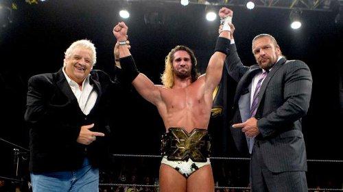 WWEの噂・裏技・裏話_初代NXT王座はあのスーパースター