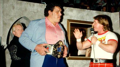 WWEの噂・裏技・裏話_ハルク・ホーガンがアンドレ・ザ・ジャイアントにプレゼントしたもの