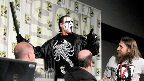 WWEの噂・裏技・裏話_スティングはWWEに一度も在籍したことがなかった
