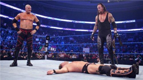 WWEの噂・裏技・裏話_アンダーテイカーの本名はマーク