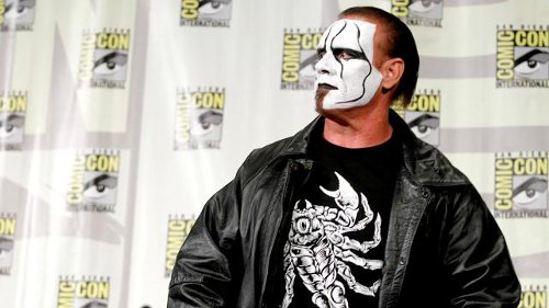 WWEの噂・裏技・裏話_スティングの素顔はどんな顔