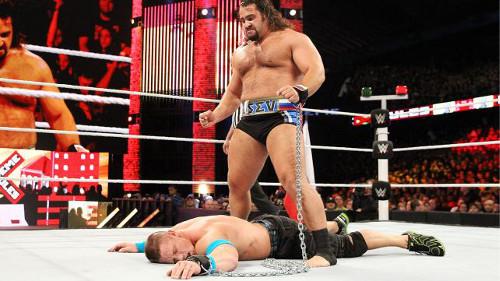 WWEの噂・裏技・裏話_ルセフは昔坊主だった