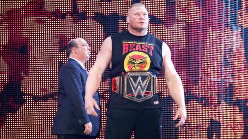WWEの噂・裏技・裏話_ブロック・レスナーがレスリングを始めたのはいつから