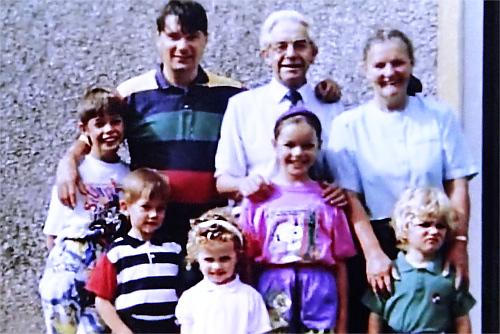 WWEの噂・裏技・裏話_フィン・ベイラーの家族は大家族