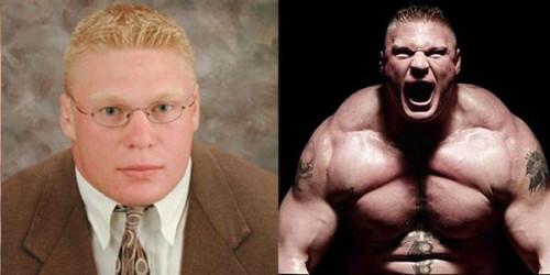 WWEの噂・裏技・裏話_全然ビーストじゃない!若い頃のブロック・レスナーが真面目すぎる