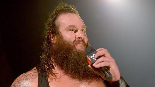 WWEの噂・裏技・裏話_ブラウン・ストローマンはアマチュア大会で世界一に輝いたことがある