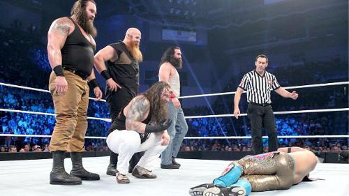 WWEの噂・裏技・裏話_ブラウン・ストローマンは普段は陽気な人物