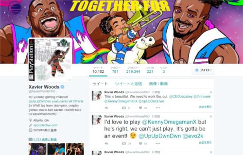 WWEの噂・裏技・裏話_ニュー・デイの3人のTwitterを比較!一番ファンキーなのは