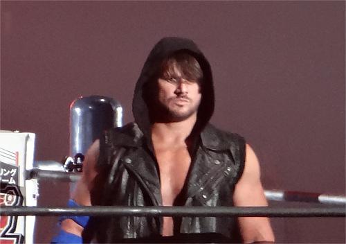 WWEへの移籍が噂されるAJスタイルズ