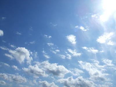 シュワシュワ雲
