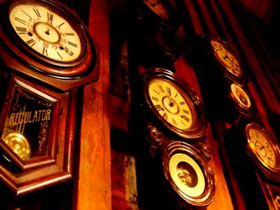 エンティーク系時計