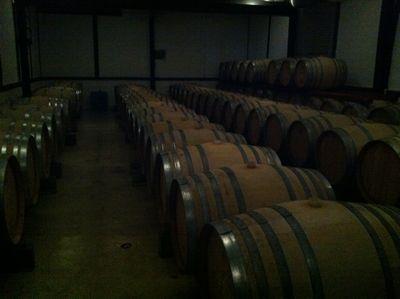 中央葡萄酒の蔵
