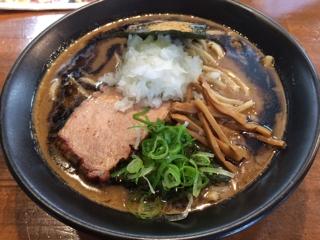 成田 湯川 ラーメン やんわり 味