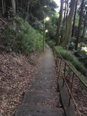 ひぐらし坂 水戸市