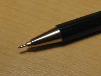木軸ボールペン L