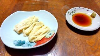 京都の湯葉を味わう@ 自宅