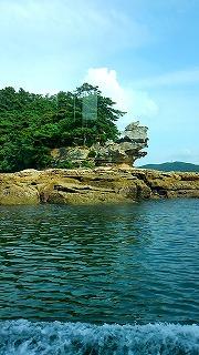 九十九島・「みらい号」