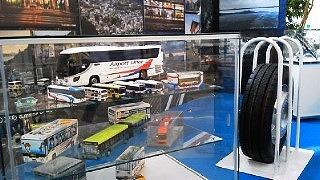 長崎バスの世界展