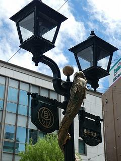 思案橋の街燈