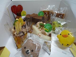フランス菓子 コアンコアン