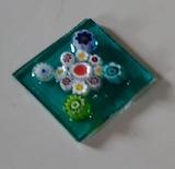雲仙ビードロ美術館のガラス工作体験
