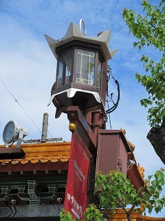 中華街の街灯