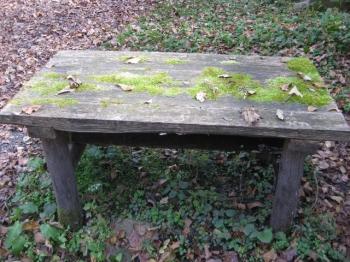 椅子(縁台)