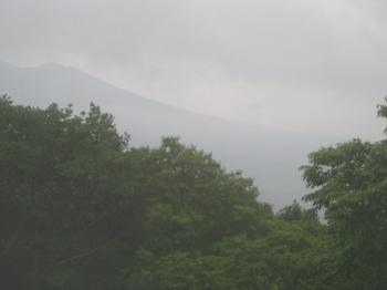 車山高原の夜明け、夏