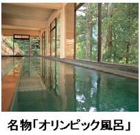 オリンピック風呂の写真
