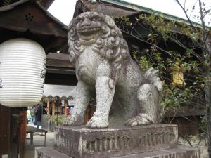 阿形の獅子