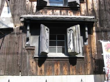 黒壁3號館 蔵の窓