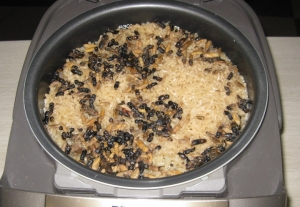 炊飯器のヘボご飯