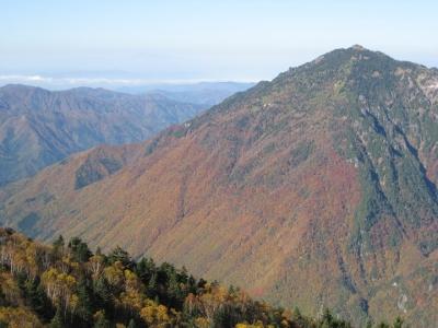 飛騨盆地を望む