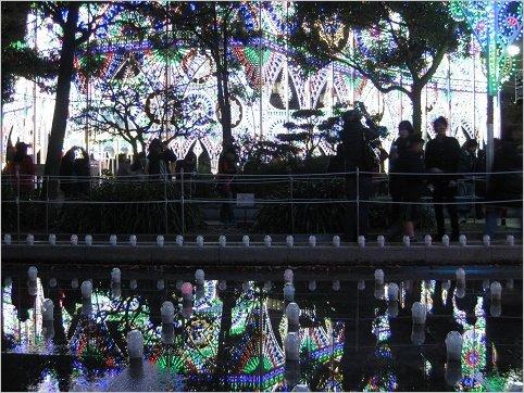 ルミナリエ,不思議・幻想的な風景 2