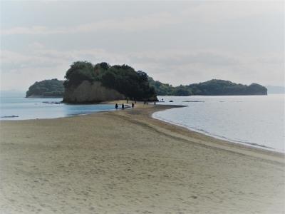 エンジェルロードと島々