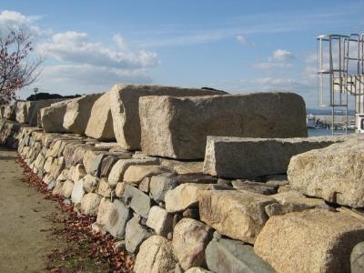 小海残石群 残念石