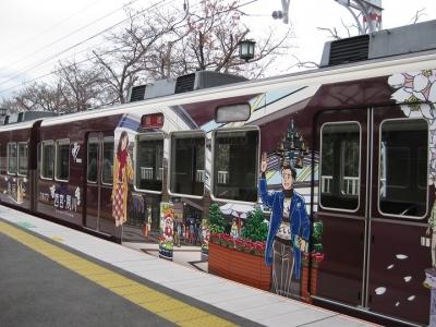 西宮・夙川エリア車両