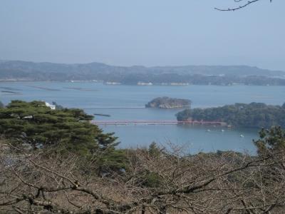 松島湾・福浦島