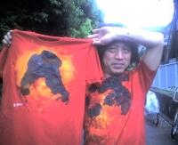 人河Tシャツ