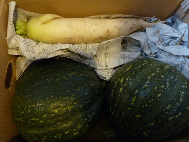 のぶちゃん野菜